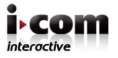 Logo de l'agence I-com interactive