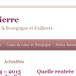 Site web Le Nez de Saint-Pierre version ordinateur