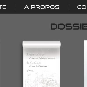 Dossier joueur du site Phasme